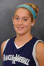 Alexa Barbush - Trinity High School - Franklin and Marshall College graduate - Division 3 All-American