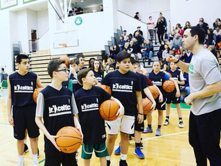Youth Basketball: Playing to learn