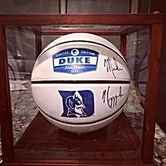 duke signed ball.JPG