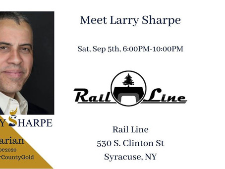 Meet Larry Sharpe and Stephanie Jackson