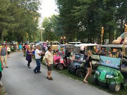 Golf Cart Contest