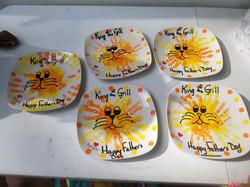Lion Plates