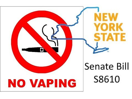 PROHIBITION WILL FAIL WITH VAPING, TOO