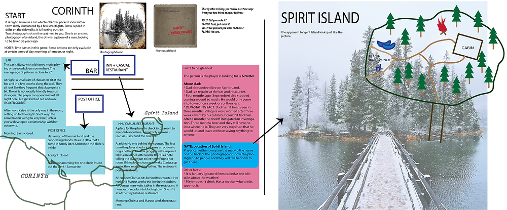 Spirit Island initial QDD