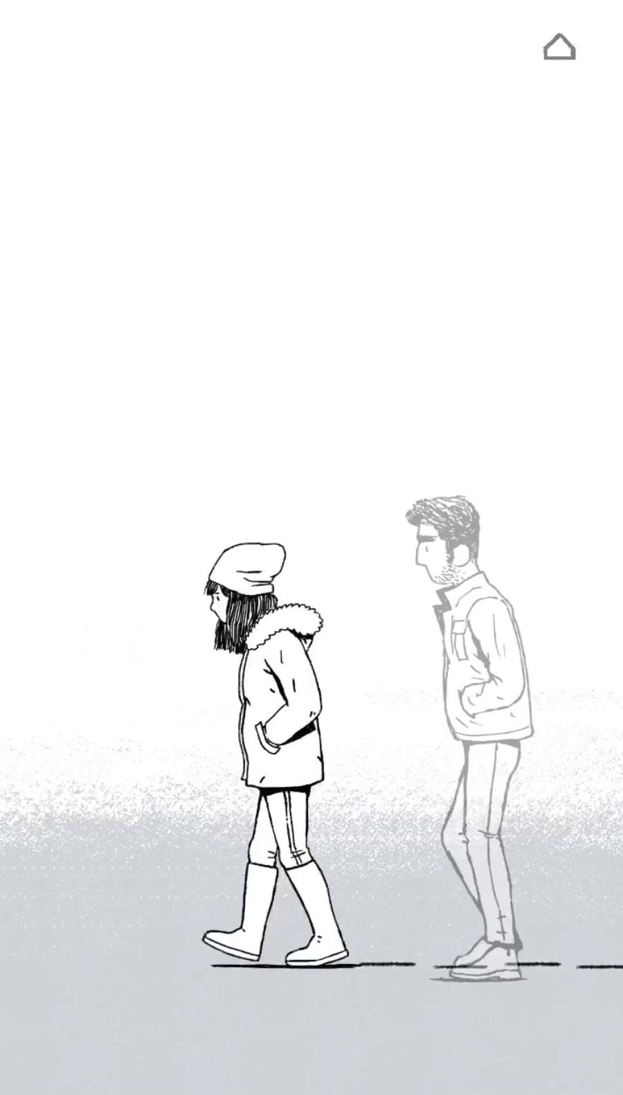 Florence - let go screenshot