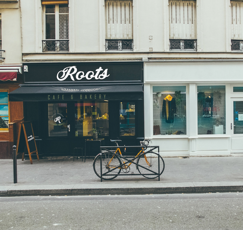 Roots Storefront