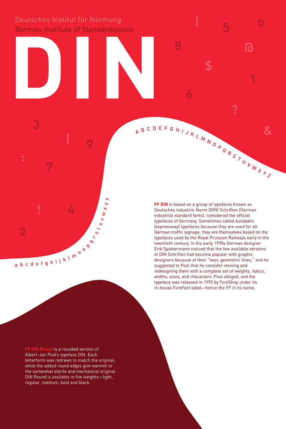 DIN Poster 1