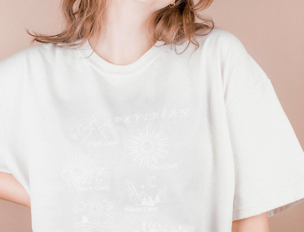 THE COURTS TEE