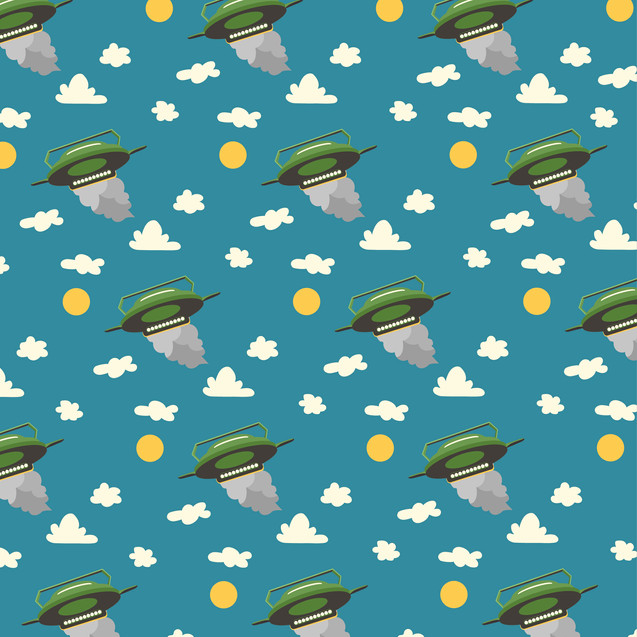 Thunderbird 2 Pattern