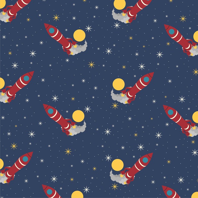 Thunderbird 1 Pattern