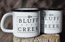 Bluff Creek Coffee Mug