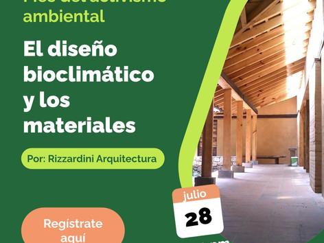 WEBINAR GRATUITO   El diseño bioclimático y los materiales