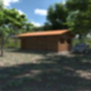 Casa de miel Calakmul