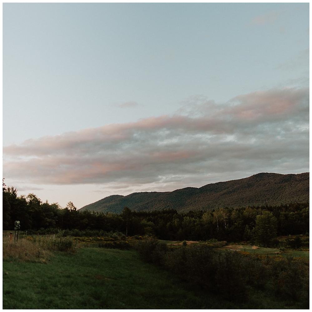 Vermont Night Sky