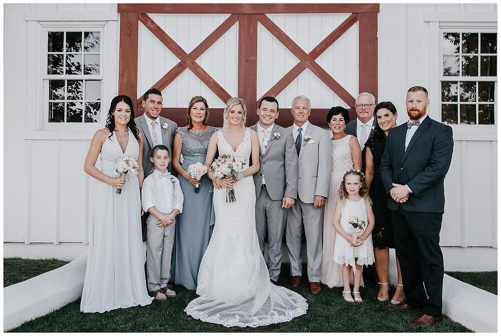 Barn Family Formals