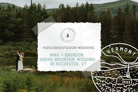 Intimate Green Mountain Wedding at Satoyama Farm in Rochester, VT