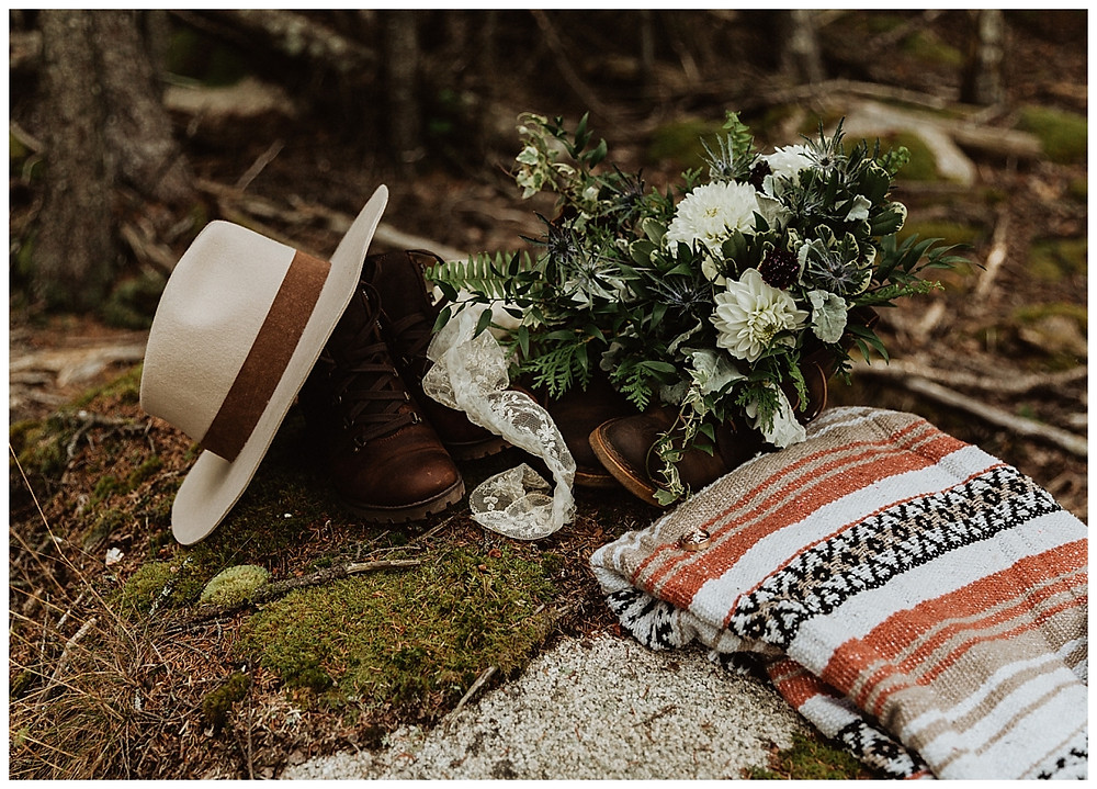 Acadia National Park Elopement Details