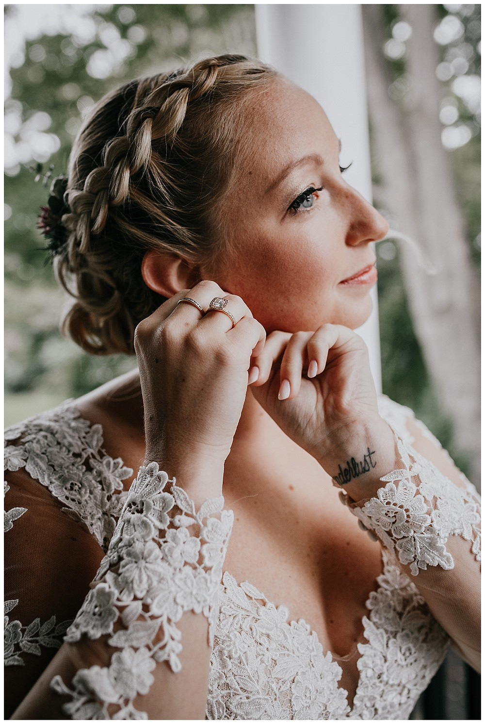 Whimsical Bridal Getting Ready Photos