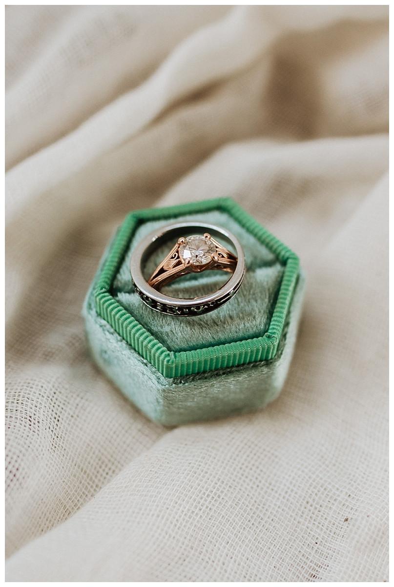 Vintage Ring Details