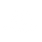 Fitz Co. PhotoBooth - Fedora Icon - Whit