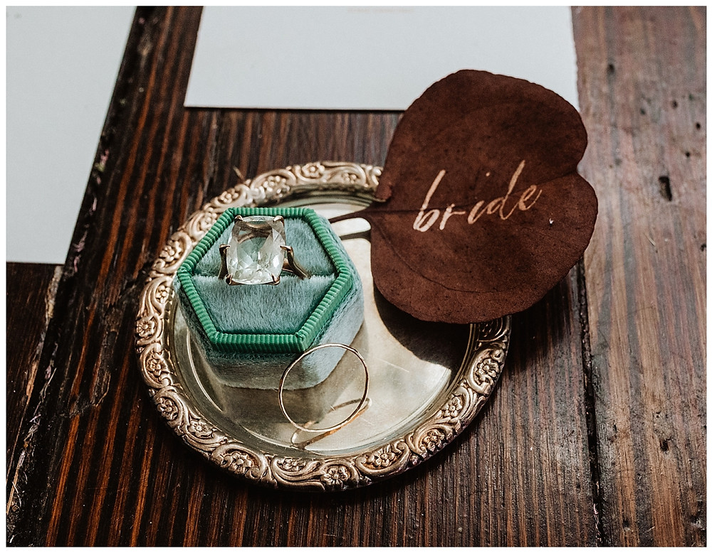 Bridal Heirloom Details