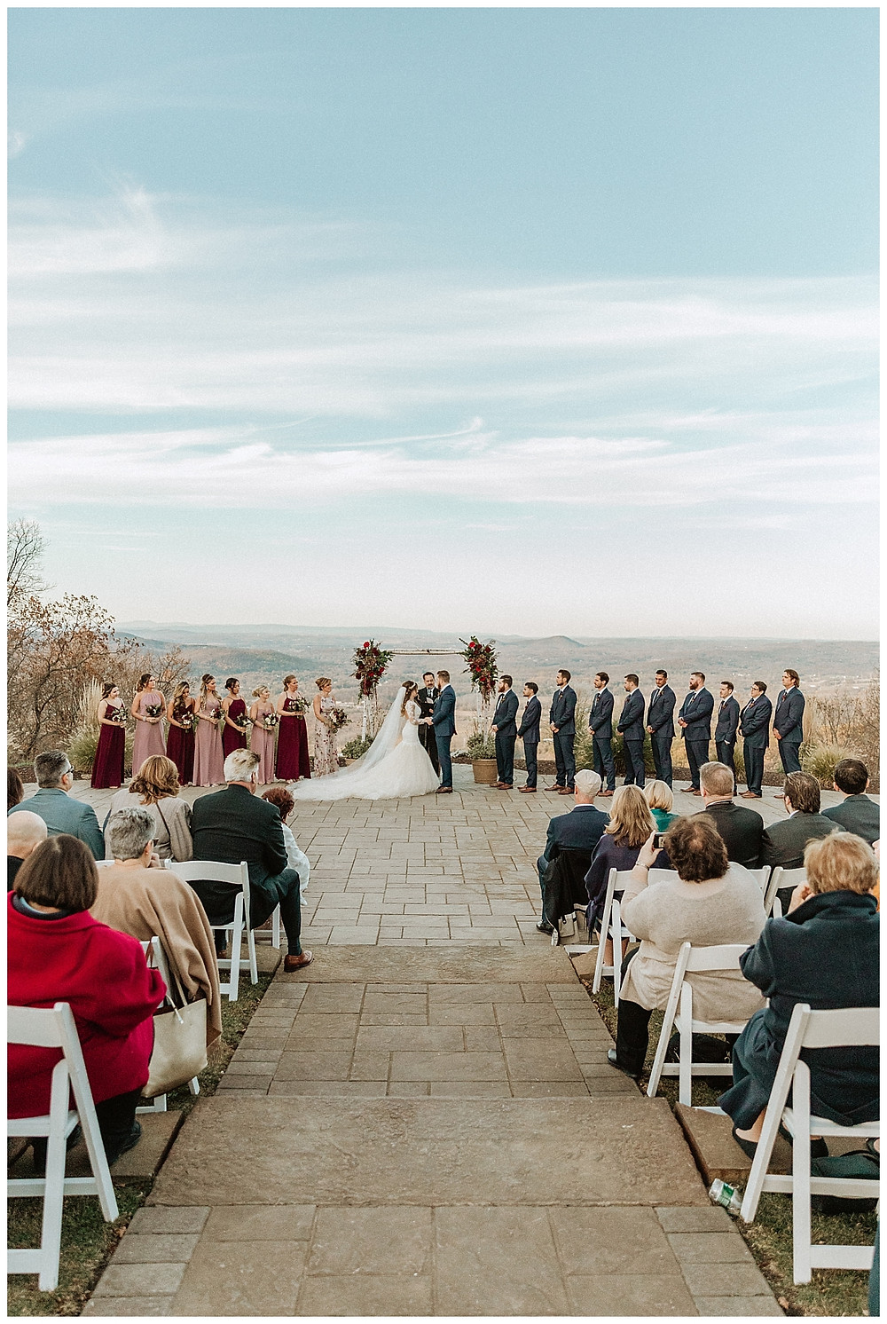 Mountaintop Wedding Ceremony Vows