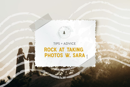 Rock at Taking Photos with Sara Fitz – Part One