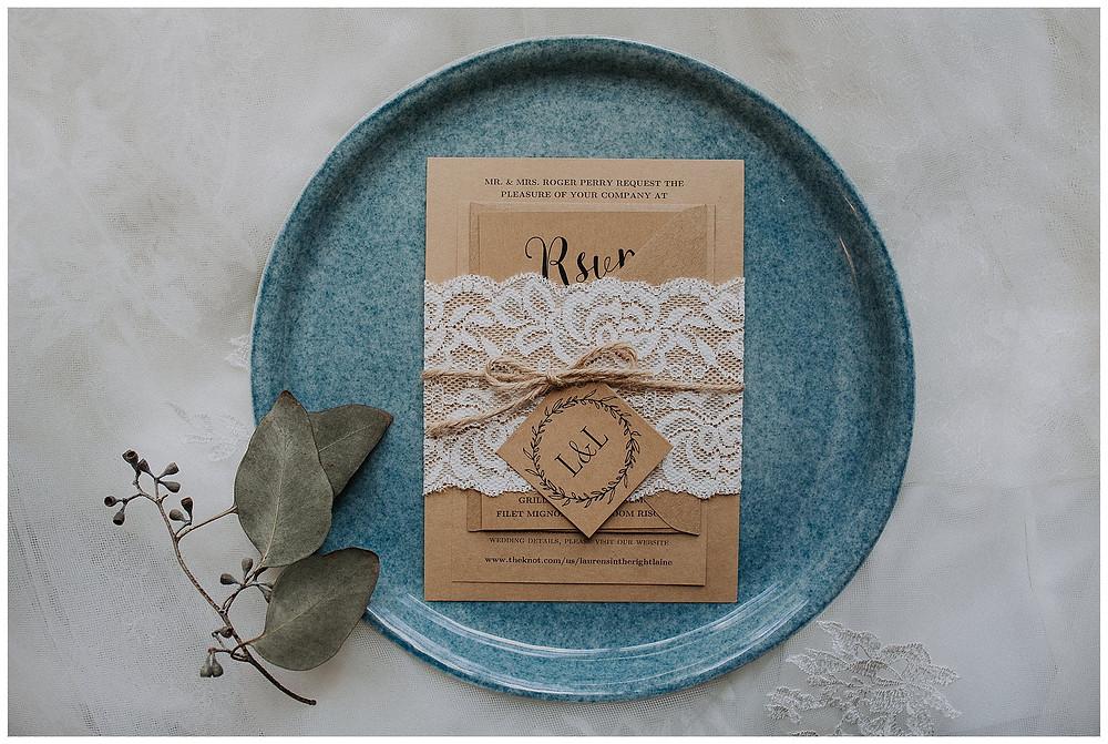 Wedding Invitation Details