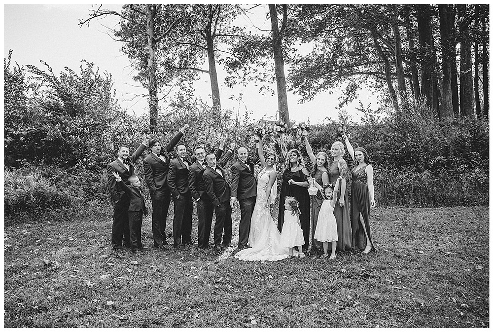 Bridal Party Portraits
