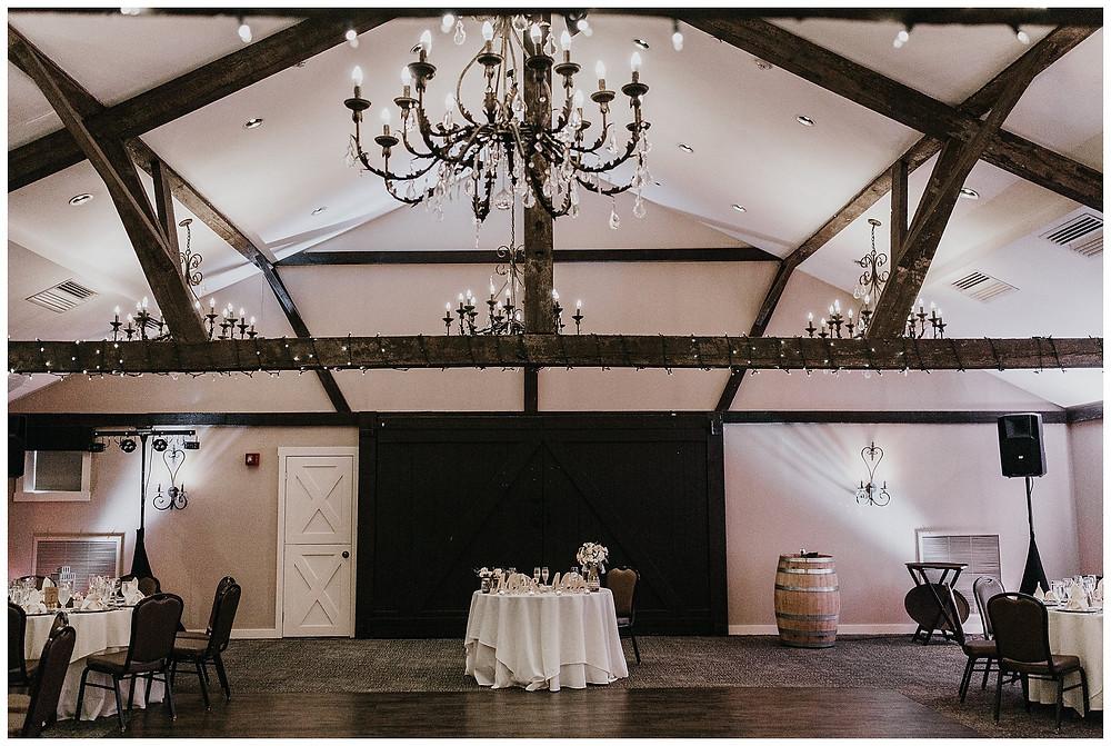 Normandy Farms Wedding Reception