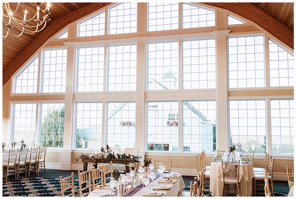 Wedding Reception at Bonnet Island Estate