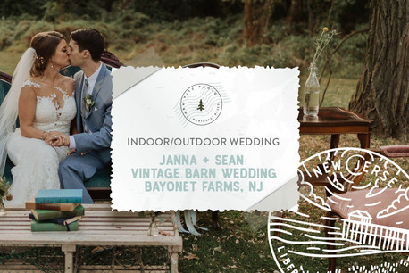 Vintage Barn Wedding at Bayonet Farms in Middletown, NJ