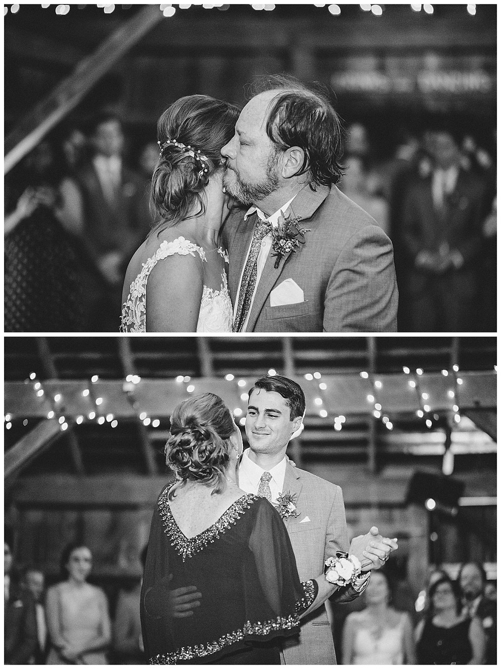 Daddy Daughter and Mother Son Wedding Dances