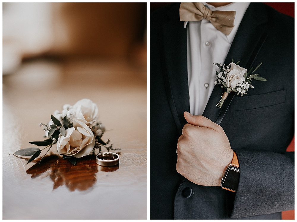 Groom Style and Details