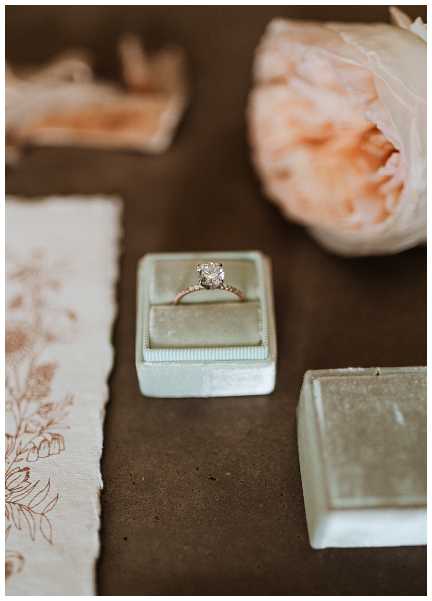 Vintage Mountain Inspired Wedding Details