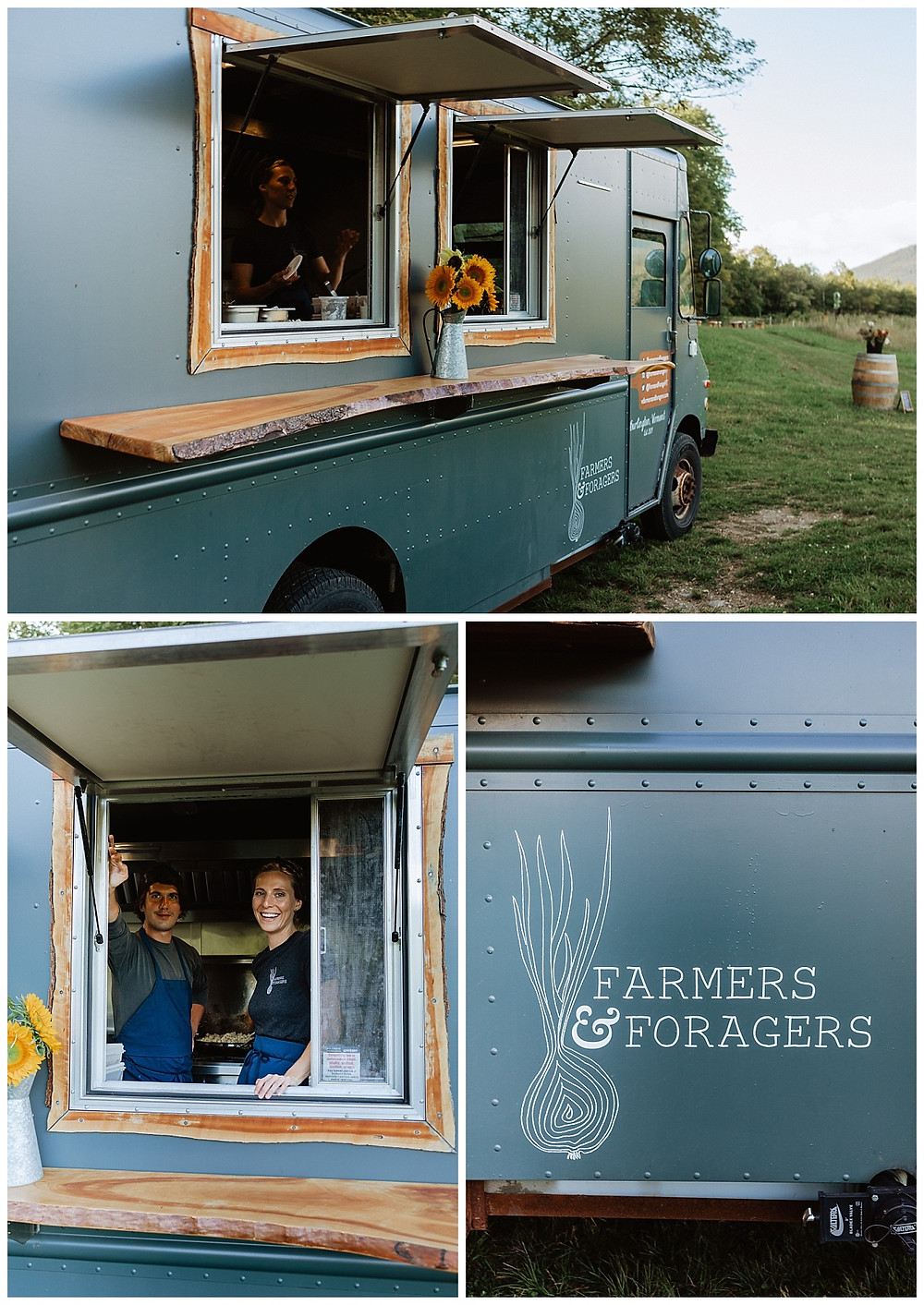 Farmers & Foragers Vermont Food Truck