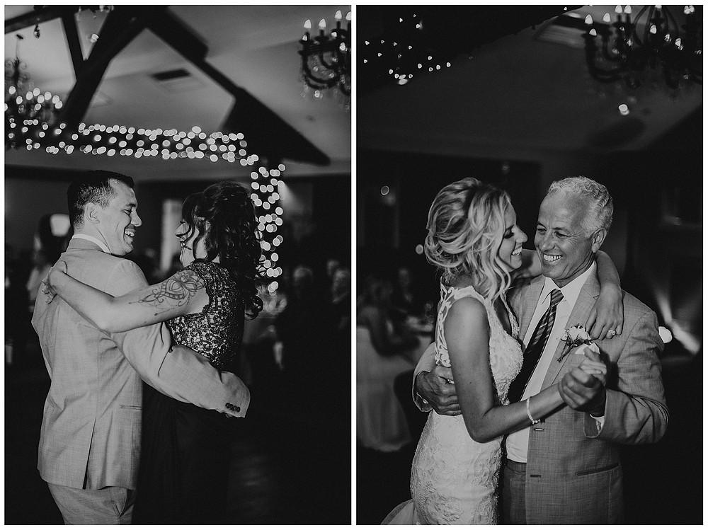 Special Parents Dances