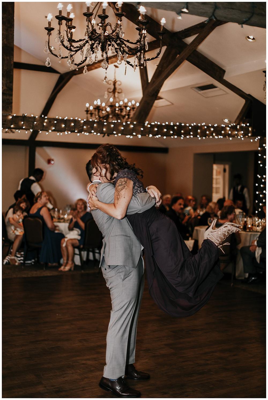 Groom's Mother-Son Dance
