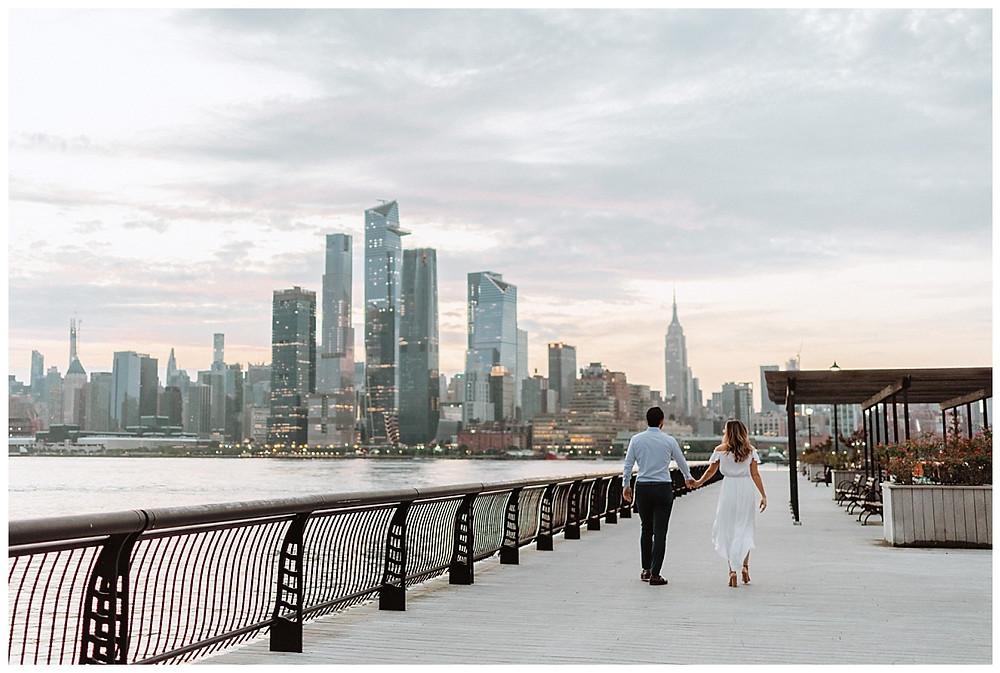 Urban Engagement Session Hoboken NJ