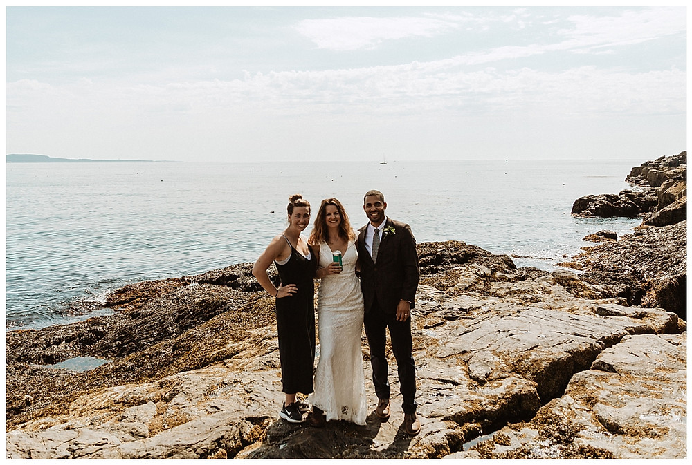 Acadia National Park Elopement Photographer, Maine