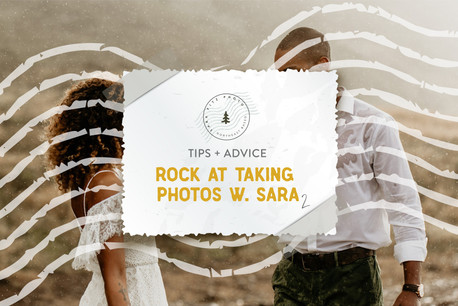 Rock at Taking Photos with Sara Fitz – Part Two