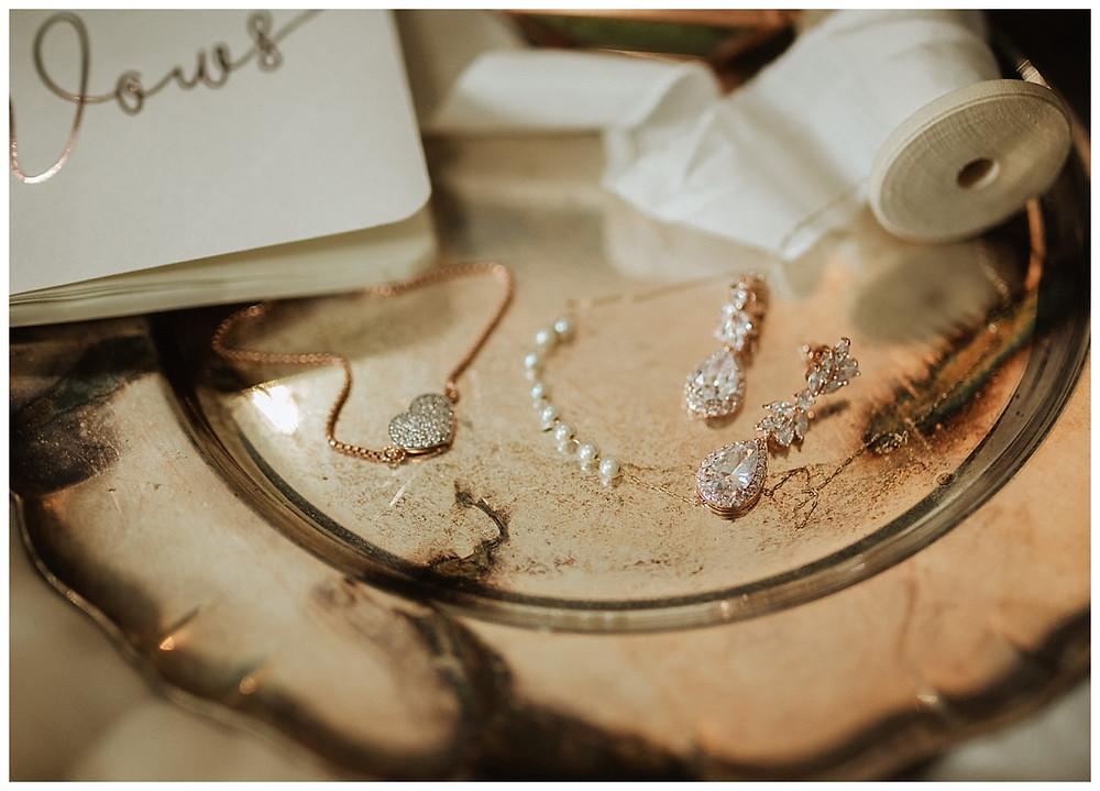 Bridal Details, Jewelry