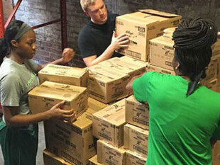 Southern Hosts Facing Hunger Foodbank Tues. In Williamson