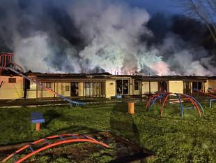 Fatal Fire in Kistler