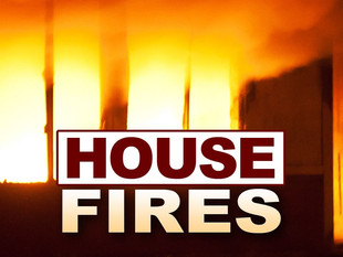 2 Injuries Reported In Davin House Fire