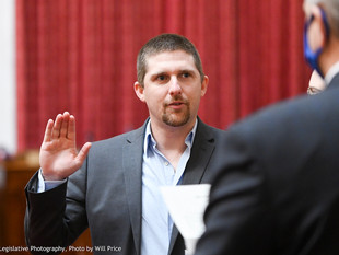 Evans Resigns from W.Va. House of Delegates