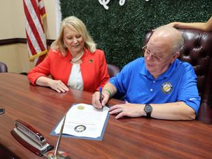 Logan Mayor Declares Southern Day In City Of Logan