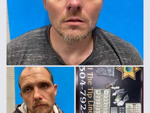 Two Men Arrested for Numerous Drugs