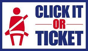Click It or Ticket Campaign Underway