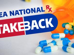 3 Drug Take Back Days Set For Logan County